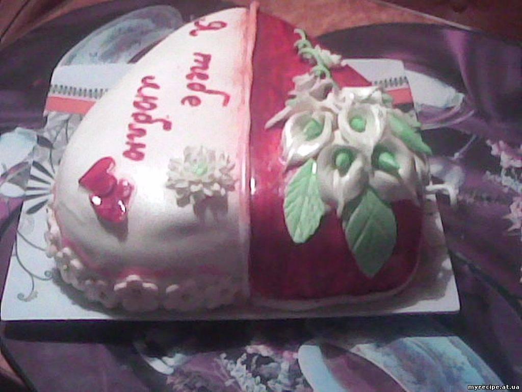 Торт холодное сердце кукла фото 2