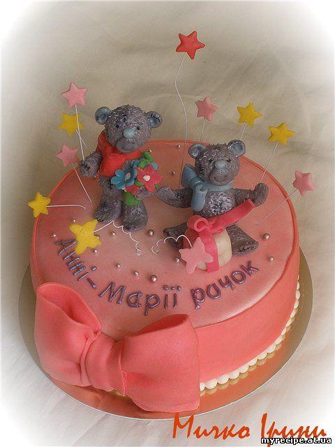 Дитячі тортики