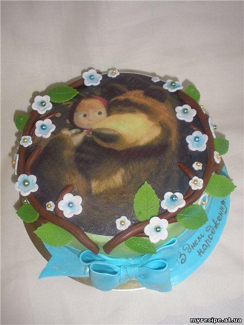 Весняні тортики