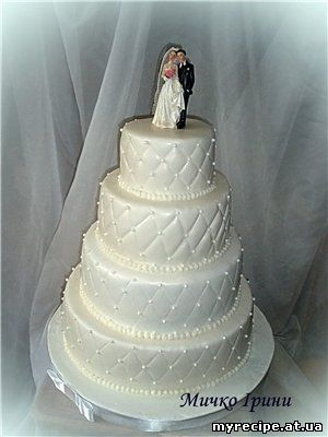 Торти для романтиків весільні торти